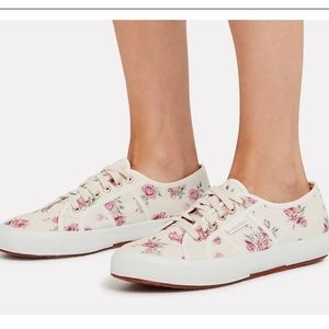 Superga x LoveShackFancy 2750 Floral Sneakers